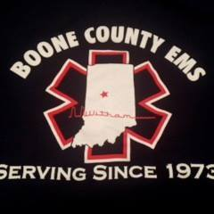 Boone County EMS services logo